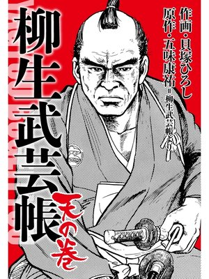 cover image of 柳生武芸帳: 天の巻