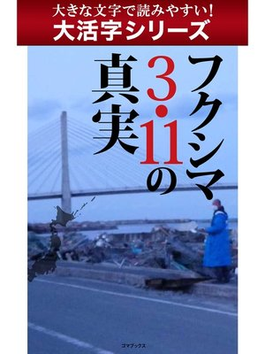 cover image of 【大活字シリーズ】フクシマ3.11の真実