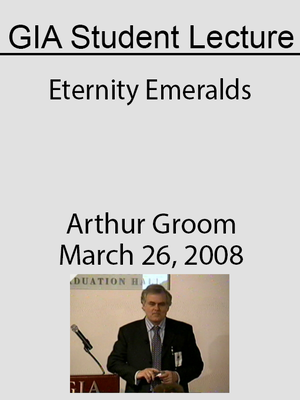 cover image of Eternity Emeralds