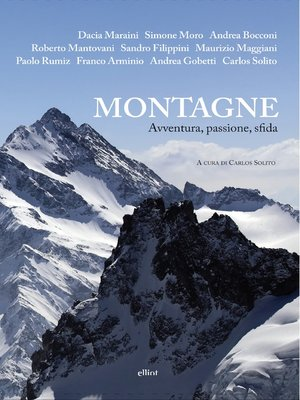 cover image of Montagne