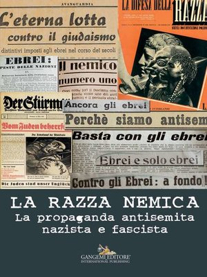 cover image of La razza nemica