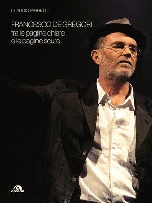 cover image of Francesco De Gregori