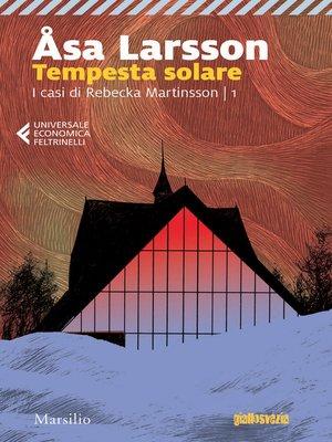 cover image of Tempesta solare