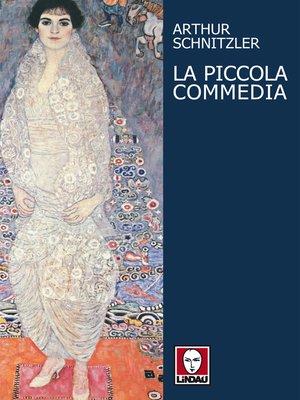 cover image of La piccola commedia