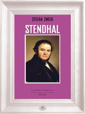 cover image of Stendhal