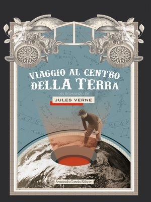 cover image of Viaggio al centro della terra