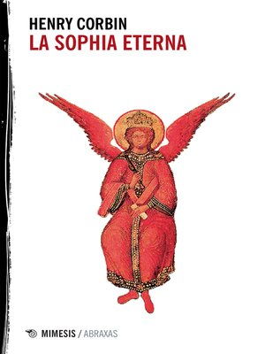 cover image of La sophia eterna