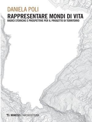 cover image of Rappresentare mondi di vita
