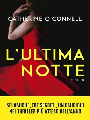 cover image of L'ultima notte