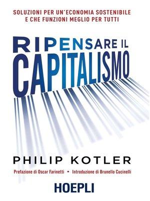 cover image of Ripensare il capitalismo