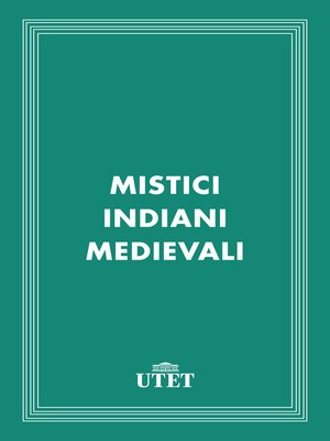 cover image of Mistici indiani medievali