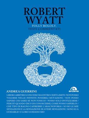 cover image of Robert Wyatt