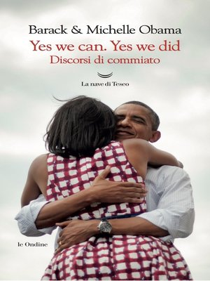 cover image of Yes We Can. Yes We Did