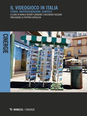 cover image of Il videogioco in Italia