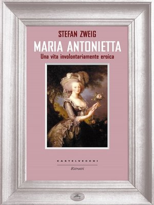 cover image of Maria Antonietta