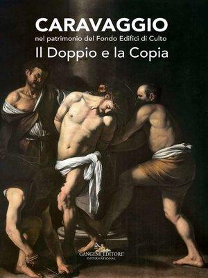 cover image of Caravaggio nel patrimonio del Fondo Edifici di Culto
