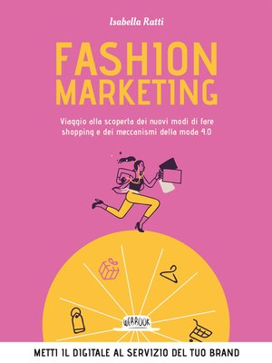 cover image of Fashion Marketing