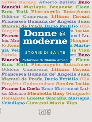 cover image of Donne&moderne