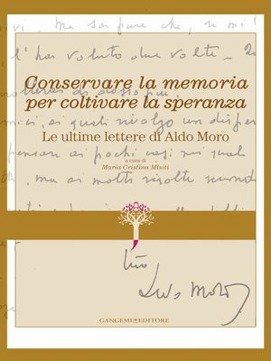 cover image of Le ultime lettere di Aldo Moro