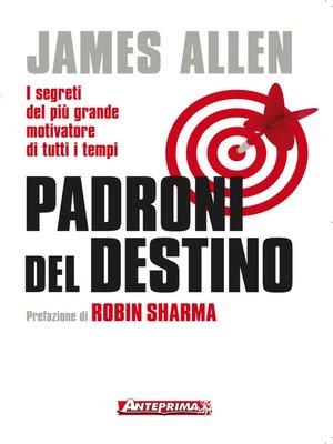 cover image of Padroni del destino