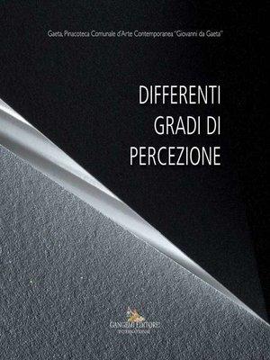 cover image of Differenti gradi di percezione