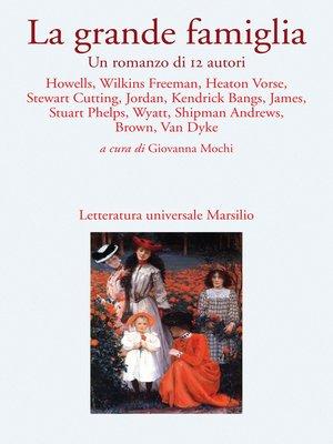 cover image of La grande famiglia