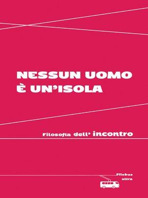 cover image of Nessun uomo è un'isola