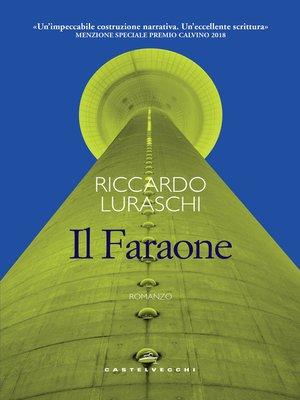 cover image of Il faraone