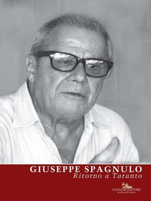 cover image of Giuseppe Spagnulo