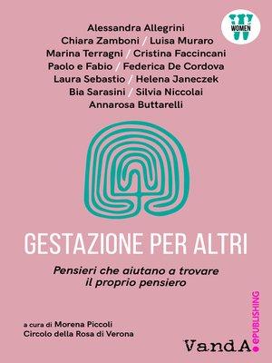 cover image of Gestazione per altri