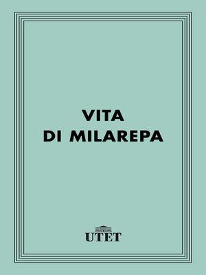 cover image of Vita di Milarepa