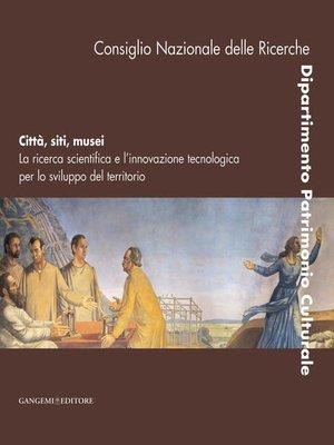 cover image of Città, siti, musei