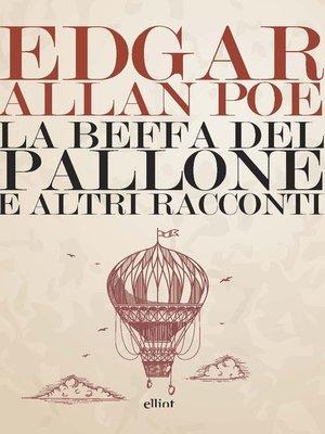 cover image of Beffa del pallone. E altri racconti