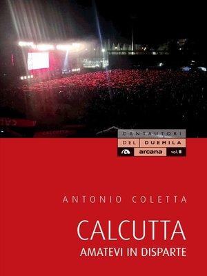 cover image of Calcutta