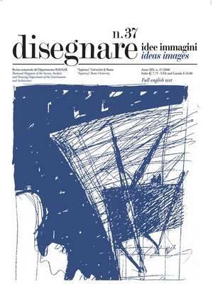 cover image of Disegnare idee immagini n° 37 / 2008