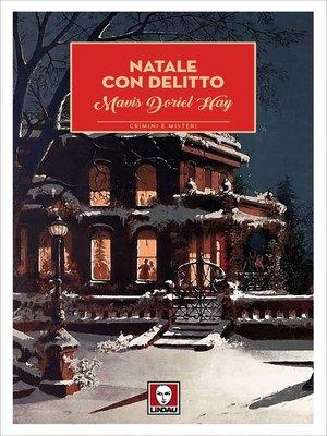 cover image of Natale con delitto
