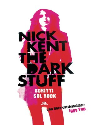 cover image of The dark stuff
