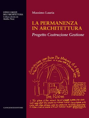 cover image of La permanenza in architettura