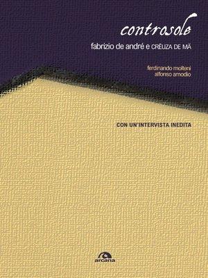 cover image of Controsole
