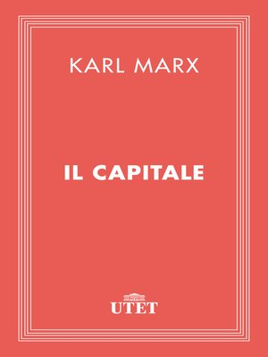 cover image of Il Capitale