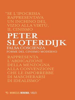 cover image of Falsa coscienza
