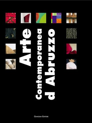 cover image of Arte contemporanea d'Abruzzo