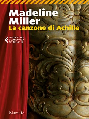 cover image of La canzone di Achille