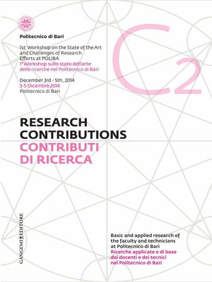 cover image of Contributi di Ricerca 2--Research Contributions 2