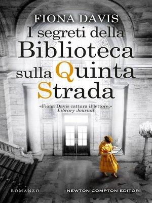 cover image of I segreti della Biblioteca sulla Quinta Strada