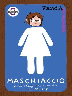 cover image of Maschiaccio