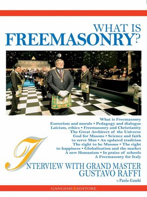 cover image of What is Freemasonry?