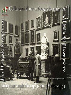 cover image of Collezioni d'arte e fotografia artistica nell'Italia del Risorgimento