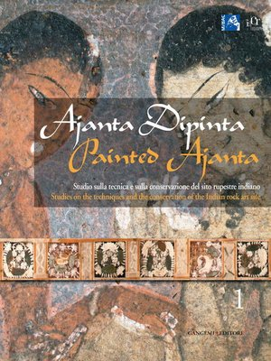 cover image of Ajanta Dipinta--Painted Ajanta Volume 1 e 2