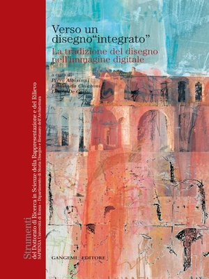 """cover image of Verso un disegno """"integrato"""""""